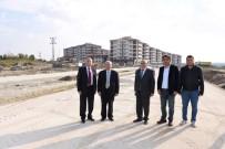KıZıLPıNAR - Başkan Albayrak Büyükşehir Belediyesinin İlçelerdeki Çalışmalarını İnceledi