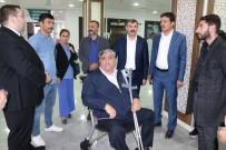 Başkan Altınsoy Açıklaması 'AK Parti Olarak Önceliğimiz Hizmet'