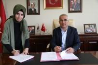 GÜNEŞ ENERJİSİ SANTRALİ - Başkan Barakazi;'Hedefimiz,Tükettiği Enerjisinden Fazlasını Üreten Belediye Olmak'