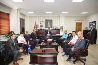 Başkan Boz Açıklaması 'Çankırı'nın Adının Başarılı İşlerle Anılması Önemli Bir Hizmet'