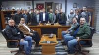 TOPLU SÖZLEŞME - Başkan Demirtaş'tan Türk Metal'e Tam Destek