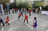 NURI PAKDIL - Basketbol Heyecanı Sokakta