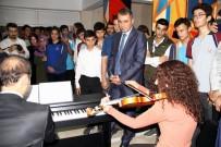 KEREM SÜLEYMAN YÜKSEL - Bismil'de Belediyenin Desteği İle Z Kütüphane Sayısı 10'A Yükseldi