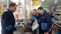 Bolvadin'de Zabıta Denetimleri Sürüyor