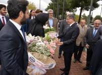 SÜLEYMAN ÇELEBİ - Davutoğlu'ndan Bursa'ya 'Ulu Şehir' Övgüsü