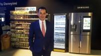 CARREFOURSA - Dijital Ekranla Marketler Buzdolabına Taşınıyor