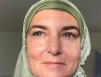 BAŞÖRTÜLÜ - Dünyaca ünlü İrlandalı sanatçı Sinead O'Connor Müslüman oldu