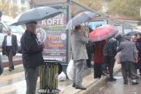 Elazığ'da Yağmur Etkisini Göstermeye Başladı