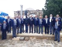 Elazığlı Kıbrıs Gazileri, 44 Yıl Sonra Kıbrıs'ı Gezdi, Duygusal Anlar Yaşadı
