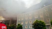 KIRAÇ - Esenyurt'ta Fabrika Yangını