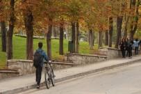 Eskişehir'de Eşsiz Sonbahar Manzaraları