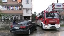 MEHMET AKTAŞ - Evde Mahsur Kalan Çocuk Kurtarıldı