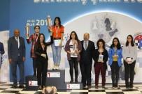 SATRANÇ FEDERASYONU - Ezgi Akti Dünya Şampiyonasında
