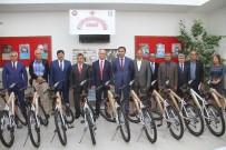 UYUŞTURUCU BAĞIMLISI - Fethiye'de Hükümlü Çocuklara Bisiklet