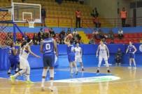 FIBA Kadınlar Avrupa Ligi Açıklaması Hatay Büyükşehir Belediyespor Açıklaması 88 - Perfumerias Avenida Açıklaması 80