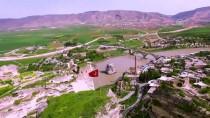 Hasankeyf Ziyaretçilerini Göl Manzarasıyla Ağırlayacak