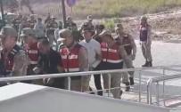 İNSAN KAÇAKÇILIĞI - Hatay'da İnsan Kaçakçılığı Şebekesine Operasyonda 13 Tutuklama