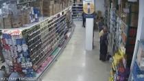 Hırsızlık Şüphelisi Kamera Kayıtlarıyla Yakalandı