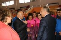 ALİ FUAT ATİK - İktisas Spor Kulübü Sezon Açılış Töreni Yapıldı