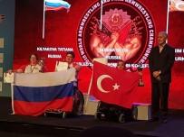 BİLEK GÜREŞİ - Kağıtsporlu Bilek Güreşçiler Madalyayla Döndü