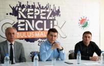 HAKAN TÜTÜNCÜ - Kepez'den Spor Alt Yapısına Destek