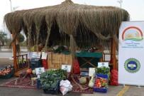 Kırıkkale'de Organik Tarım Standı Açıldı