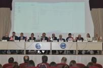OLİMPİYAT KOMİTESİ - KMÜ, Türkiye Milli Olimpiyat Komitesini Ağırladı