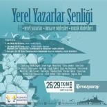 GEVREK - Kuşadası Yerel Yazarlar Şenliği 26-29 Ekim'de Yapılacak