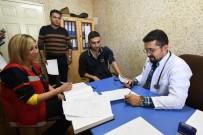 MAMAK BELEDIYESI - Mamak Belediyesinden Çalışanlara Sağlık Muayenesi