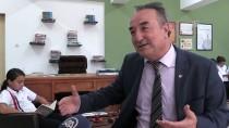 TAŞIMALI EĞİTİM - 'Millet Kıraathanesi'ni Örnek Alıp 'Öğrenci Kıraathanesi' Yaptılar