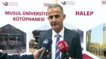 GIDA MÜHENDİSLİĞİ - 'Ortadoğu'da Akademik Mirası Koruma Projesi' Tanıtım Toplantısı