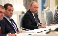 VLADIMIR PUTIN - Putin'den Ulusal Kalkınma Hamlesi
