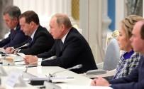 VLADIMIR PUTIN - Rusya'nın Yeni Hedeflerini Açıkladı