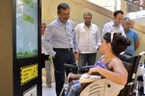 SARIYER BELEDİYESİ - Şarj İstasyonları Engellilerin Hayatını Kolaylaştırıyor