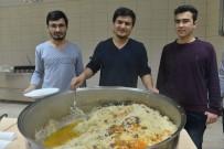 YABANCI ÖĞRENCİ - SAÜ'de Afganlı Öğrenciler Bir Araya Geldi