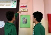 MUSTAFA ÖZTÜRK - Şehitlerin İsimleri Sınıflara Verildi