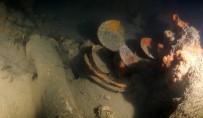 MEHMET TÜRKÖZ - Su Altında 250 Yıllık Rus Savaş Gemisi Bulundu