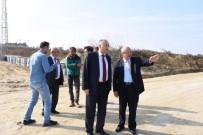 KADİR ALBAYRAK - Süleymanpaşa'da Üst Yapı Çalışmaları Aralıksız Devam Ediyor