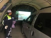 AŞIRI HIZ - Sürücüler Bu Kez 'Yaşam Tüneli'ne Girdi