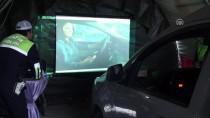 AHMET YıLDıZ - Sürücülere 'Yaşam Tünelinde' Bilgilendirme