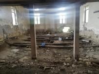 ÇAVUŞLU - Tarihi Camide Yapılan Kaçak Kazıya Suçüstü Açıklaması 6 Gözaltı