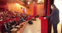 CENGIZ ŞAHIN - TATSO Başkan Yardımcısı Cengiz Şahin, Öğrencilere 'Mühendislik' Mesleğini Anlattı