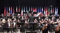 FİLARMONİ ORKESTRASI - Tekfen Filarmoni Orkestrası Mersin'de Sahne Aldı