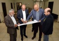 SİNEMA SALONU - Tekkeköy İlçe Halk Kütüphanesi Karadeniz'e Örnek Olacak