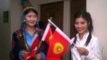 NAZIM HİKMET - TİKA Kırgızistan'da Türk Dili Ve Kültür Merkezi Kurdu