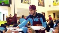 EMNİYET TEŞKİLATI - Trabzonspor'dan Anlamlı Buluşma