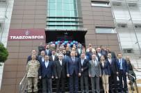 ORHAN FEVZI GÜMRÜKÇÜOĞLU - Trabzonspor'un Yenilenen Tesisleri Törenle Açıldı