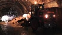 Tunceli'de Şiddetli Yağış Etkili Oldu
