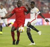 FATIH ÖZTÜRK - UEFA Avrupa Ligi Açıklaması Sevilla Açıklaması 3 - Akhisarspor Açıklaması 0 (İlk Yarı)