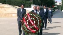 BAKÜ - Ulaştırma Ve Altyapı Bakanı Turhan Azerbaycan'da